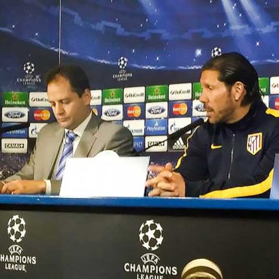 Interpretación para Diego (El Cholo) Simeone
